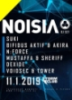STORM CLUB PRAGUE PRESENTS: NOISIA // LET IT ROLL WARM UP