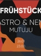 FRÜHSTÜCK W/ CASTRO & NEMO & MUTUJU