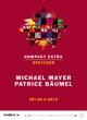 KOMPAKT EXTRA | MICHAEL MAYER, PATRICE BÄUMEL