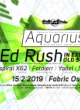 AQUARIUS D&B W/ ED RUSH (UK)