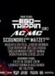 DRUMSTATION W/ EGO TRIPPIN & AC MC / SCOUNDREL / MATZET