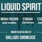 Liquid Spirit v Jilské 22 se zahraničními hosty