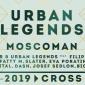 Moscoman a spousta dalších o víkendu v klubu Cross