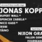 Jonas Kopp a další hvězdy o víkendu v klubu Cross