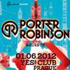 Soutěž o 3x2 volné vstupy na vystoupení Portera Robinsona v Yesu!