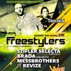 Vyhrajte dva volné vstupy na The Freestylers v Yesu!