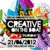 Megasoutěž s party Creative on the Boat a partnery Specialgrowerem a studiem Hell o hodnotné ceny!