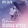 Vyhrajte 2x2 volné vstupy na Flow s Monikou Kruse!