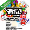 Megasoutěž se Smoking & SG Grower presents Creative on the boat II