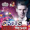 Soutěž o 2x2 volný vstup na Circus s Gregorem Tresherem, který vystoupí 12.10 v pražském Yes klubu!