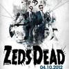 Soutěž o 2x2 volné vstupy na Zeds Dead v Yesu!