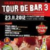 Velká soutěž s Havana Club Tour De Bar