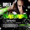 Soutěž o volné vstupy na Mascara v Duplexu