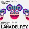 Vyhrajte vstupenky na vyprodaný festival Electronic Beats s Lana Del Rey