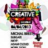 Velká soutěž s Creative party s Michalem Breethem, Special Grower a Hell.cz!