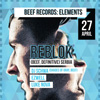 Soutěž s party Beef records: Elements  v Chapeau
