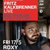 Soutěžte o 2x2 volné vstupy na akci Fritz Kalkbrenner Live