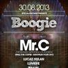 Vyhraj vstupy na Boogie s Mr.C