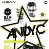 Vyhraj vstupy na Be Twenty One s Andy C