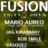 Soutěž o 2x2 volné vstupy na párty Fusion s Mario Aureo