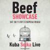 Vyhraj vstupy na Beef showcase s Kubou Sojkou