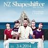 Soutěž o 2 vstupy na koncert Shapeshifter