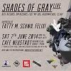 Vyhraj dva volné vstupy na Shades Of Gray live v Cafe Neustadt