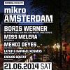 Vyhraj 3x1 volný vstup na party Mikro Amsterdam