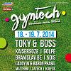 Vyhraj 5x1 lístek na slovenský festival Gymtech
