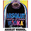 Soutěž o tři láhve vodky Absolut Andy Warhol Edition