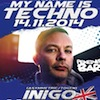 Soutěž o volné vstupy na party My Name Is Techno