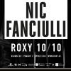 Soutěž o 2x1 lístek na Nic Fanciulli @ Roxy