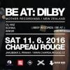 Soutěž o 2x2 lístky na akci BE AT: Dilby a Club Maté