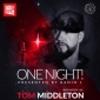 Soutěž o 3x2 vstupy na One Night! with Tom Middleton