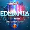 Soutěž o 3 festivalové balíčky Edmania 2016
