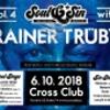 Soutěž o 2x2 vstupy na akci Soul & Sin with Rainer Trüby