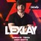 Soutěž o 2x2 vstupy na Lexlay @ Storm + DJ Subgate merch
