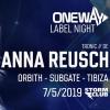 Soutěž o 2x2 vstupy na akci OneWay label night